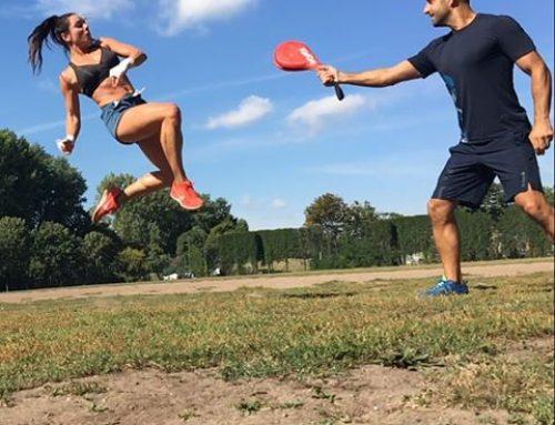 Boxen und Kicken mit Maja Maneiro