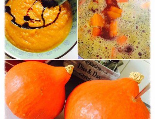 Herbstsuppe selbstgemacht!