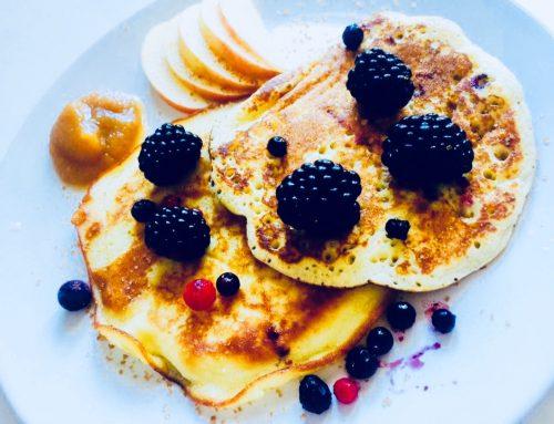 Protein-Pancakes: Das geniale Power-Frühstück