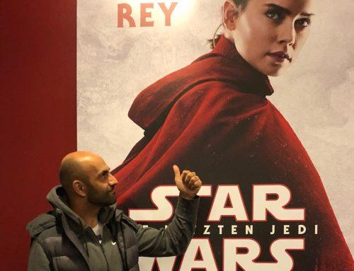 Klientin Kaya Marie Möller ist deutsche Stimme für Star Wars