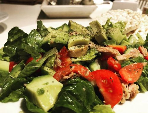 Salat ist immer eine gute Wahl
