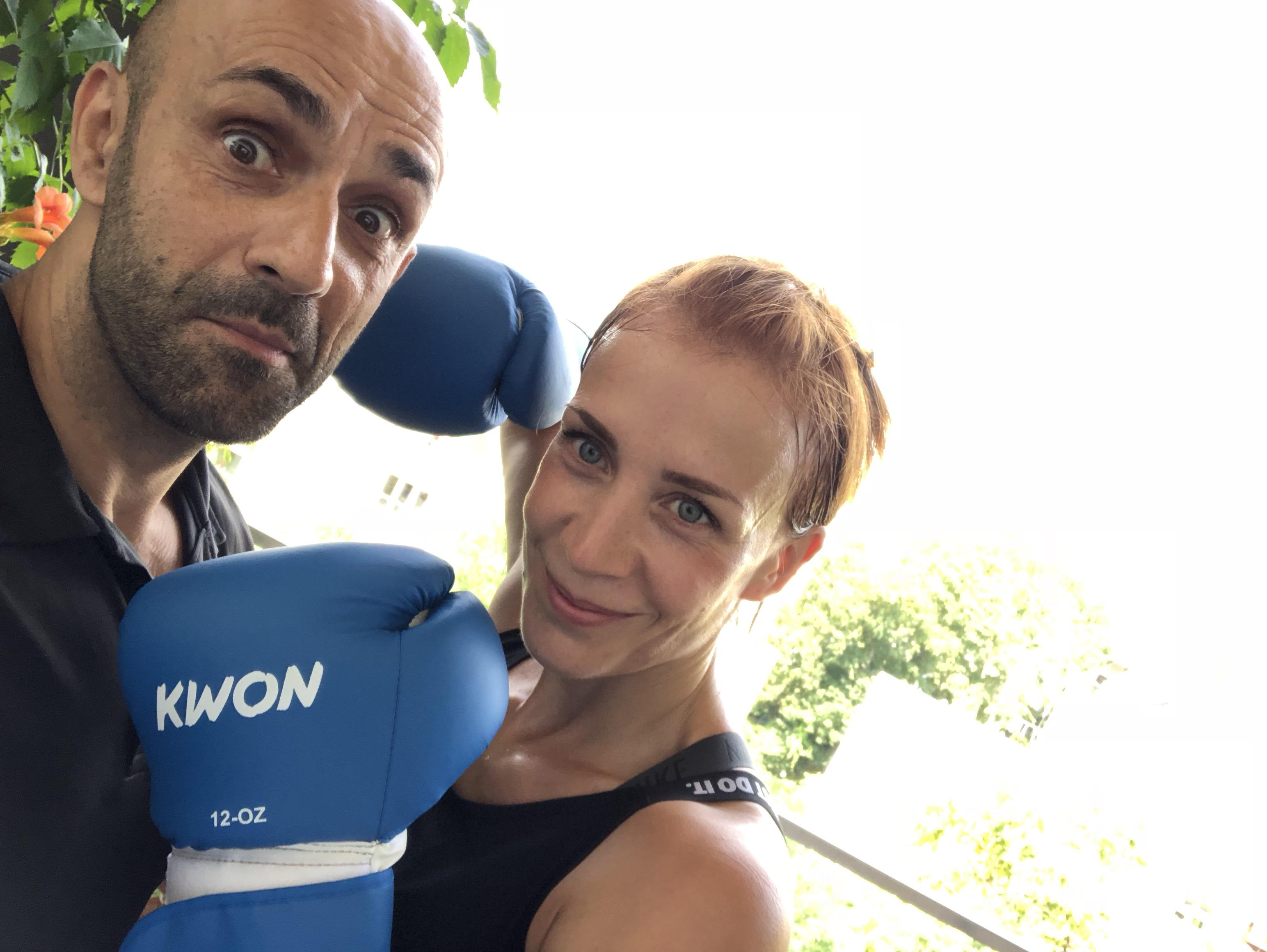 Annika Ernst Personal Training Germany