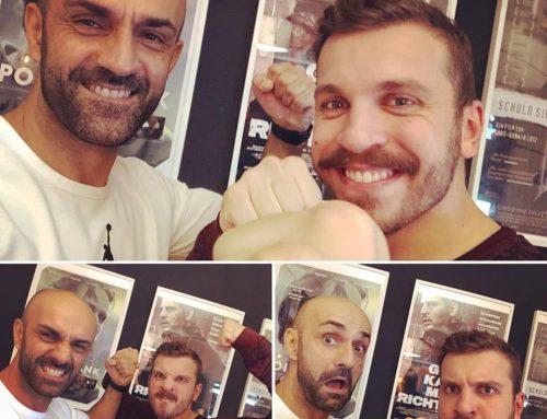 Edin Hasanovic wieder am Start
