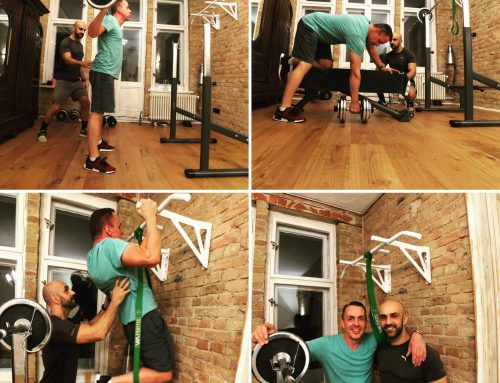PT im Home Gym